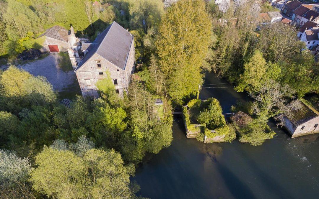Recrutement d'un mandataire, professionnel de l'immobilier, pour la vente sous la forme semi-exclusive de l'ensemble immobilier dit « Moulin du Bascon » et d'un surplus foncier