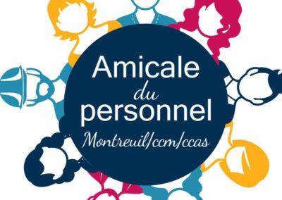 Amicale du Personnel de la ville de Montreuil