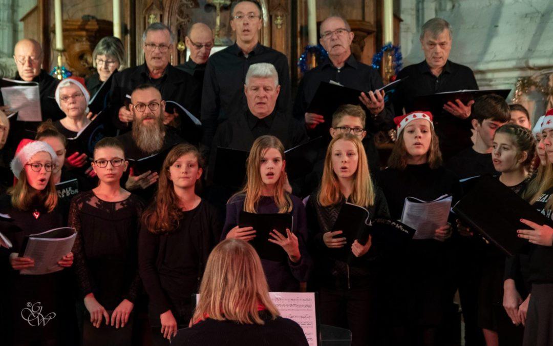 Concert de noël de la Chanterelle