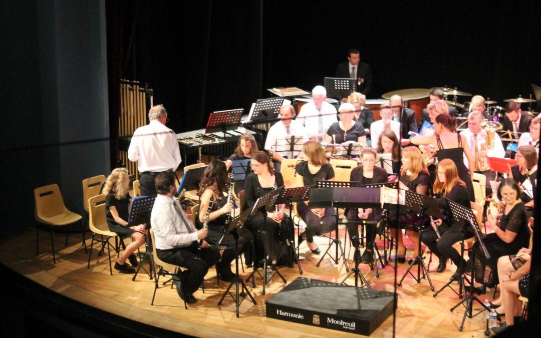 Concert d'Automne de l'Harmonie Municipale