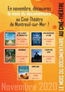 Le mois du documentaire @ cinéma théatre