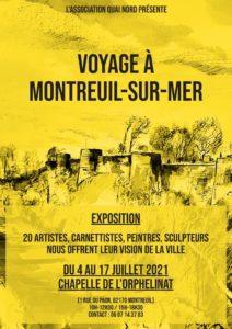 voyage à Montreuil-sur-mer @ chapelle de l'orphelinat