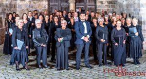 répétitions ouvertes au public par Diapason @ église saint josse au val