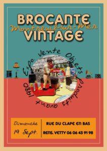 Brocante Vintage @ Montreuil-sur-Mer