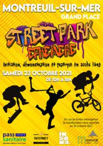 Street Park éphémère @ Place du Général De Gaulle